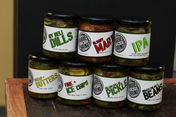 Local Western New York Pickles at Feel Rite Fresh Markets
