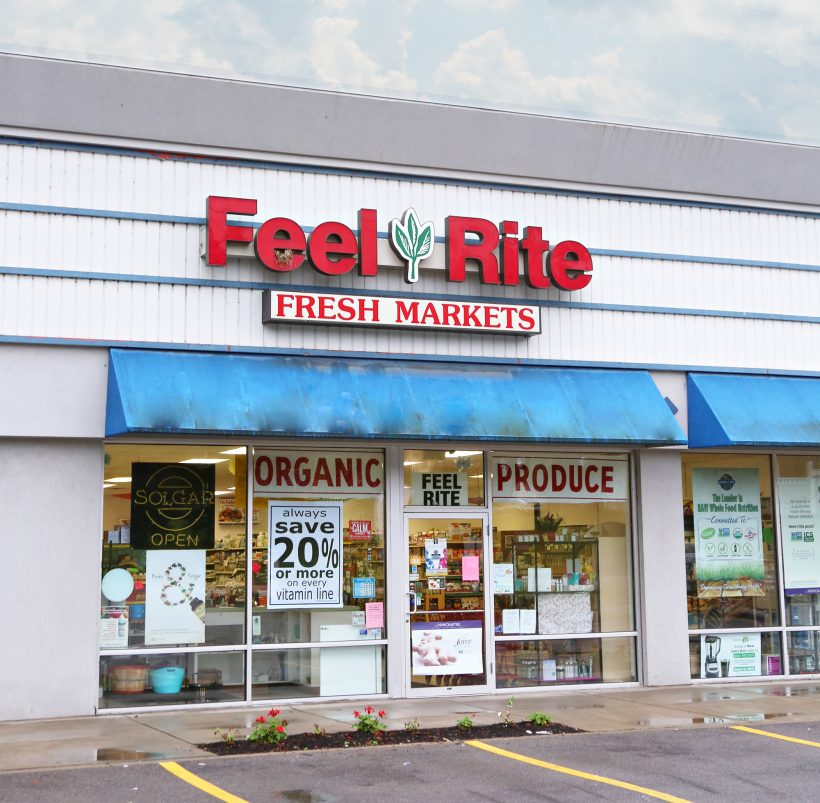 Feel Rite West Seneca Store Front