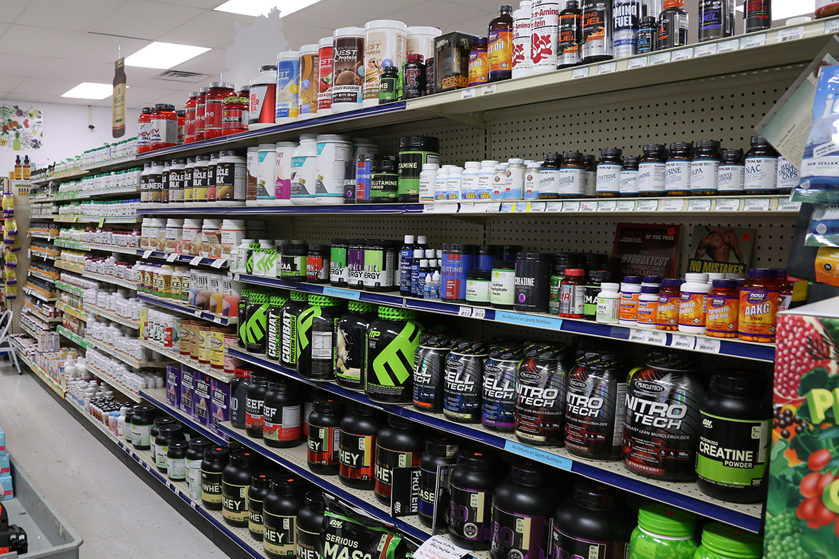 Vega sports nutrition at Feel Rite Fresh Markets Buffalo, NY