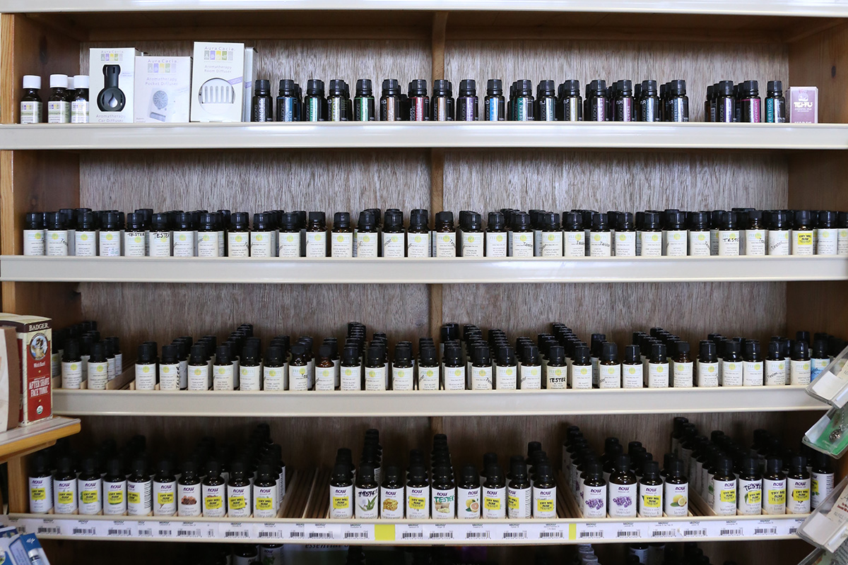 Essential Oils at Feel Rite