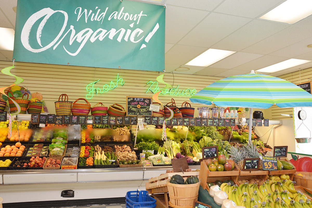Organic Produce Buffalo West Seneca Hamburg Feel Rite
