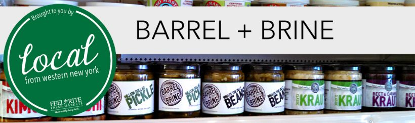 Local Spotlight : Barrel + Brine